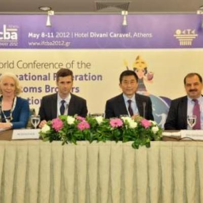 IFCBA 2012 World Conference - Athens