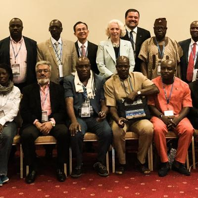 customs brokers meet during AEO Conference in Africa